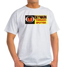 Skywarn Shirt - Ash Grey T-Shirt