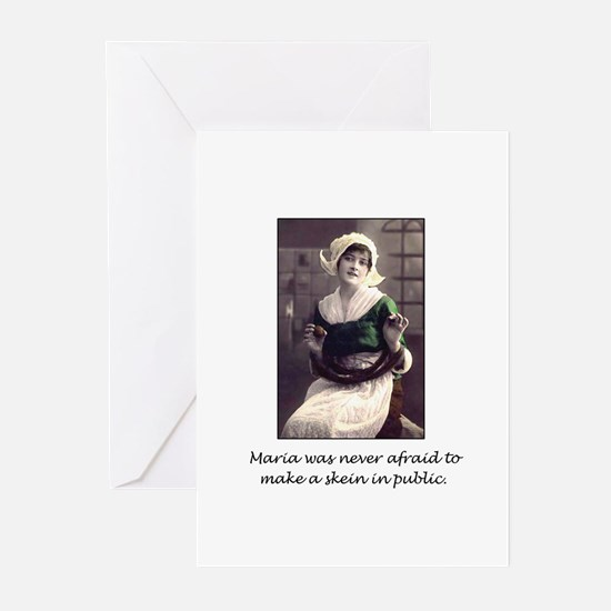 Make a Skein in Public Greeting Cards (Package of