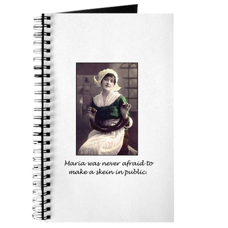 Make a Skein in Public Journal