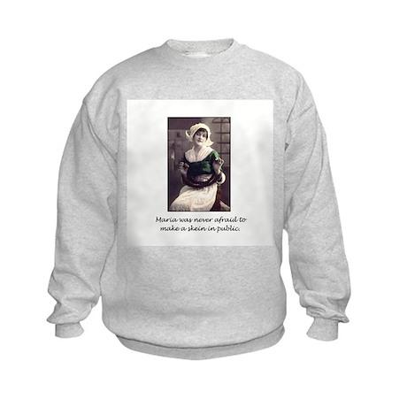 Make a Skein in Public Kids Sweatshirt