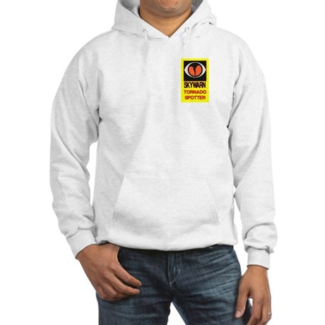 Skywarn Tornado Spotter Hooded Sweatshirt