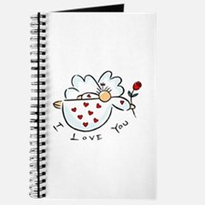 I love you Angel Journal
