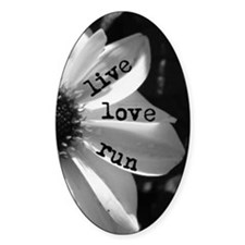 Live Love Run by Vetro Jewelry & De Decal