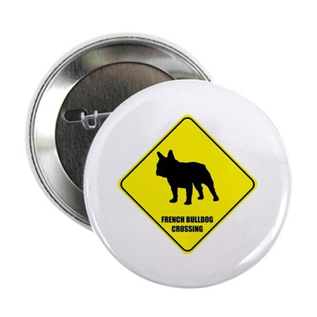 "Bulldog Crossing 2.25"" Button (10 pack)"