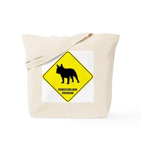 Bulldog Crossing Tote Bag