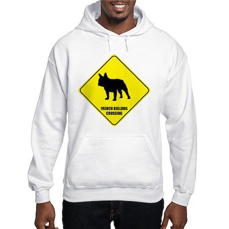 Bulldog Crossing Hooded Sweatshirt