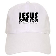 Jesus Loves You! Baseball Cap
