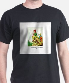 Knitting Gnome T-Shirt