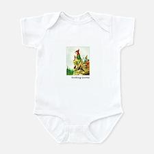 Knitting Gnome Infant Bodysuit