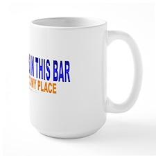 Lead To My Place Large Mug
