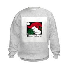 Knitting - Happy Holidays Sweatshirt