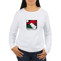 Knitting - Happy Holidays T-Shirt