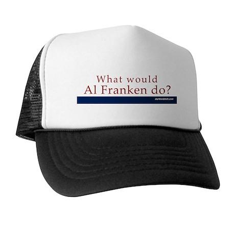 Trucker Hat: Al Franken What