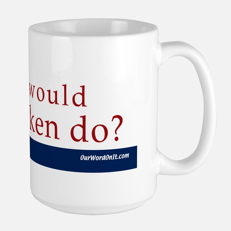 Large Mug: Al Franken What