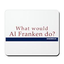 Mousepad: Al Franken What