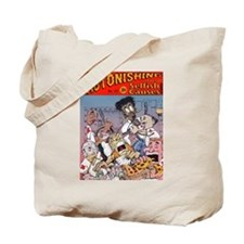 Astonishing Tales Tote Bag