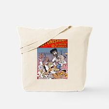 Astonishing Tales Tote Bag