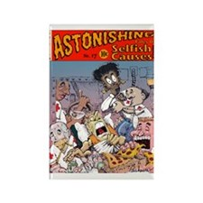 Astonishing Tales Rectangle Magnet