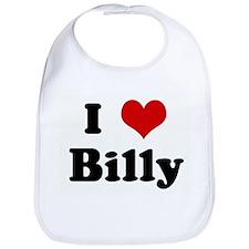 I Love Billy Bib