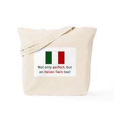 Italian Twin-Perfect Tote Bag