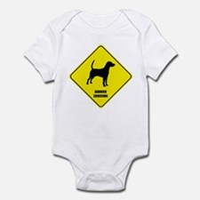 Harrier Crossing Infant Bodysuit
