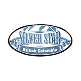 Silver star ski resort Patches