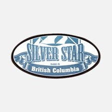 Silver Star British Columbia Ski Resort 1 Patches