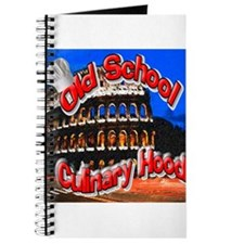 Old School Culinary Hood2 Journal