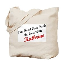 In Love with Kathrine Tote Bag