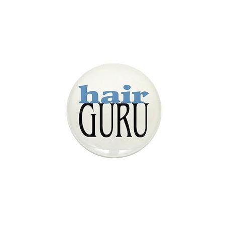 Hair Guru Mini Button (10 pack)