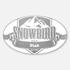 Snowbird Utah Ski Resort 5 Decal