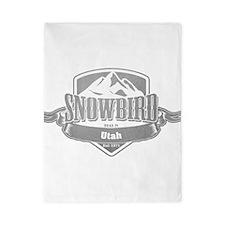 Snowbird Utah Ski Resort 5 Twin Duvet
