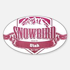 Snowbird Utah Ski Resort 2 Decal