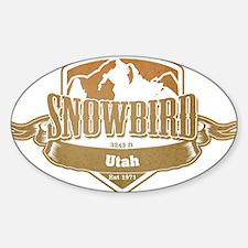Snowbird Utah Ski Resort 4 Decal