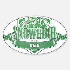 Snowbird Utah Ski Resort 3 Decal