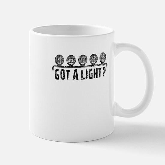 Got A Light? Funny Off Road Mug