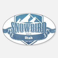 Snowbird Utah Ski Resort 1 Decal