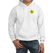 Greyhound Crossing Hoodie