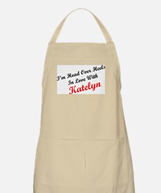 In Love with Katelyn BBQ Apron