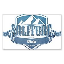 Solitude Utah Ski Resort 1 Decal