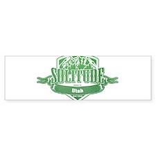 Solitude Utah Ski Resort 3 Bumper Bumper Sticker