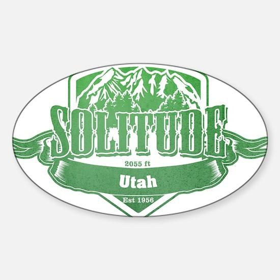 Solitude Utah Ski Resort 3 Decal