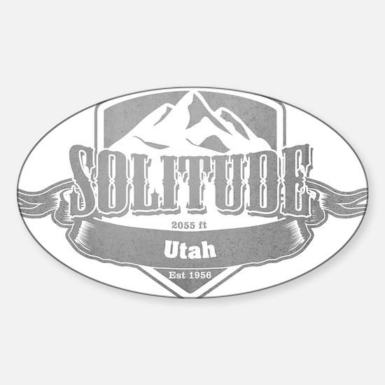 Solitude Utah Ski Resort 5 Decal