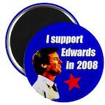 John Edwards for President Magnet