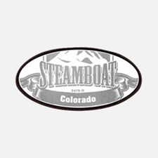 Steamboat Colorado Ski Resort 5 Patches