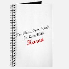 In Love with Karen Journal