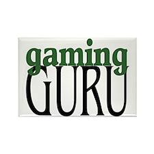 Gaming Guru Rectangle Magnet