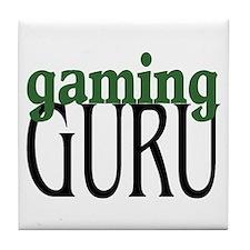 Gaming Guru Tile Coaster