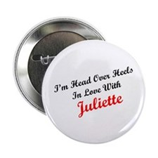 """In Love with Juliette 2.25"""" Button (100 pack)"""