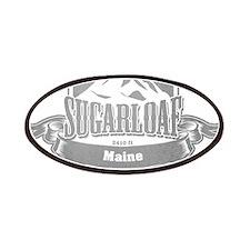 Sugarloaf Maine Ski Resort 5 Patches